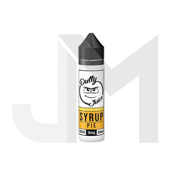Dutty Juice 0MG 50ml Shortfill (70VG/30PG)