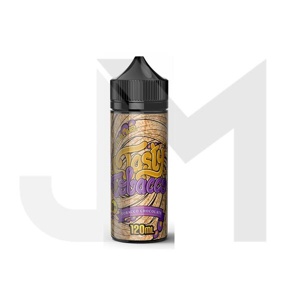 Tasty Tobacco 0mg 100ml Shortfill (70VG/30PG)