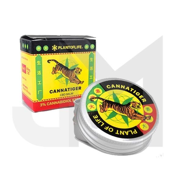 Cannatiger CBD Balm 450mg CBD 15ml