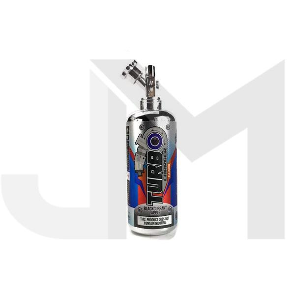 Turbo Charger 0mg 50ml Shortfill (70VG/30PG)