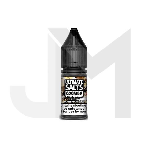 20mg Ultimate Salts Cookies 10ML Flavoured Nic Salts (50VG/50PG)