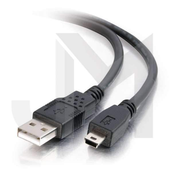 1.5m USB To Mini USB 2.0 Cable