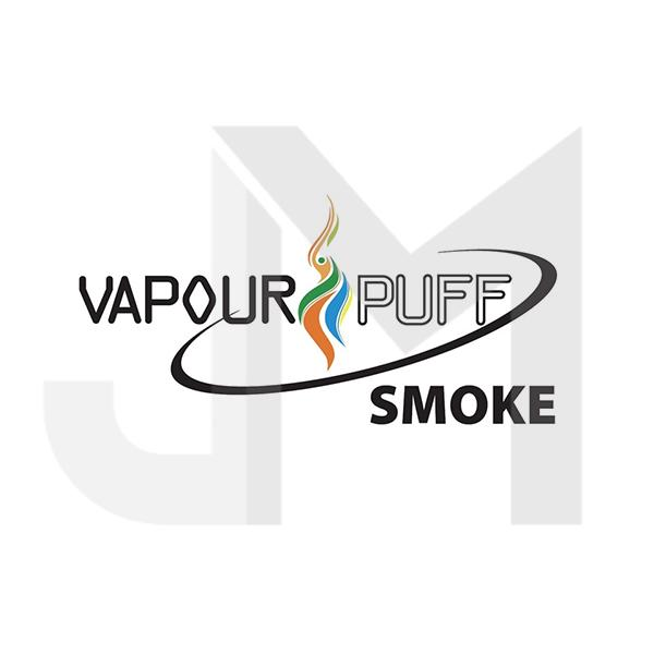 10 x Vapour Puff 12MG 10ML E-Liquid (50VG/50PG)