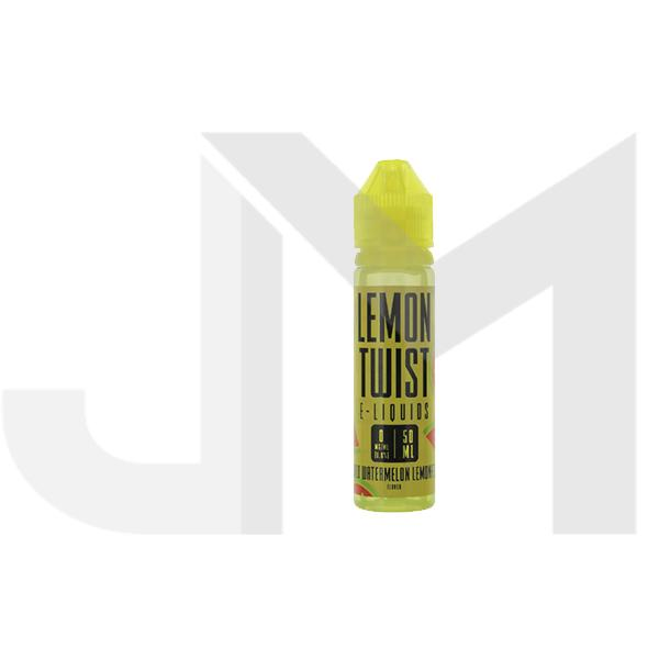 Lemon Twist 0mg 50ml Shortfill (70VG/30PG)