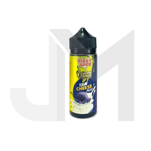 Fizzy Juice Creamy Series 0mg 120ml Shortfill (50VG/50PG)