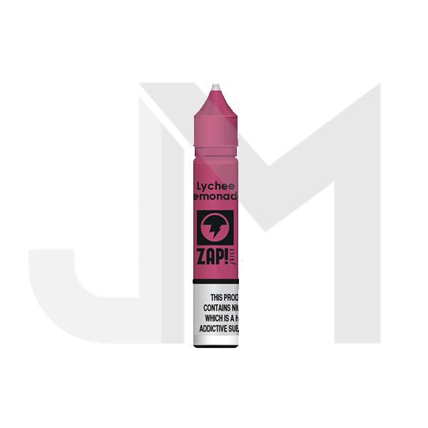 10MG ZAP Juice 10ML Flavoured Nic Salts