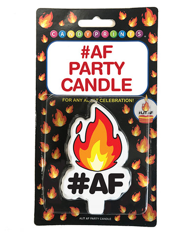 #litaf Party Candle - RealisticDildos.com