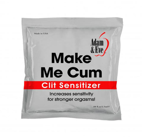 Adam and Eve Make Me Cum Clint Sensitizer - RealisticDildos.com