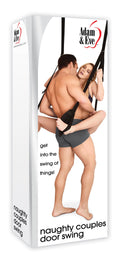 Naughty Couples Door Swing