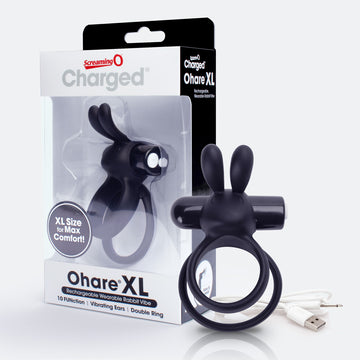 Charged Ohare XL Mini Vibe - Black -Each