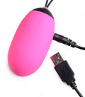 Bang XL Silicone Vibrating Egg - Pink