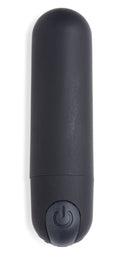 Bang Vibrating Bullet With Remote Control - Black