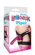 Lollicock Piper Garter Belt Style Strap on Harness