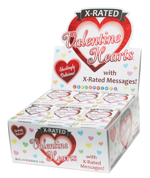 X-Rated Valentine's Day 24ct Display - realistic enterprises llc