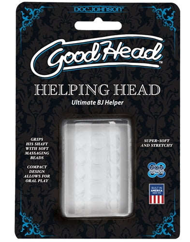 Goodhead - Helping Head - RealisticDildos.com