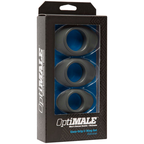 Optimale - Easy-Grip C-Ring Set - realistic enterprises llc