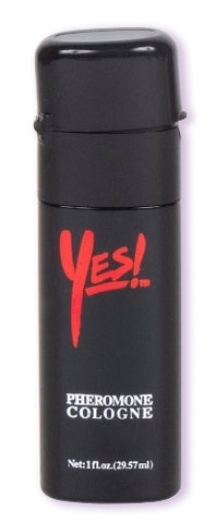 Yes Pheromone Cologne Each 1 Oz - RealisticDildos.com