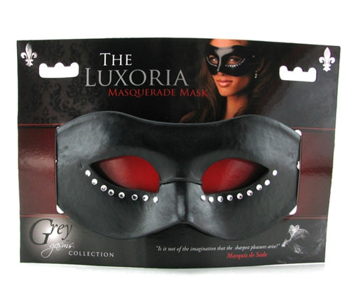 The Luxoria Masquerade Mask - realistic enterprises llc