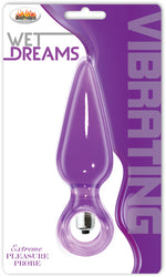 Wet Dreams Extreme Pleasure Probe - Purple - realistic enterprises llc