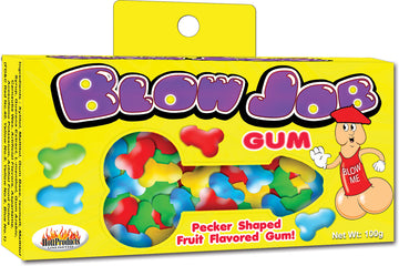 Blow Job Pecker Bubble Gum