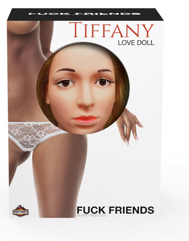 Fuck Friends Love Doll - Tiffany - RealisticDildos.com
