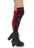 Harlequin Over the Knee Socks - One Size - realistic enterprises llc