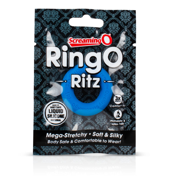 Ringo Ritz - Blue - realistic enterprises llc