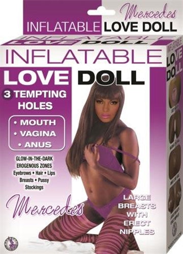 Inflatable Love Doll - Mercedes
