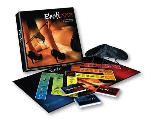 Erotixxx Game - realistic enterprises llc