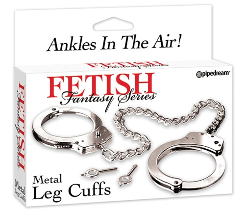 Leg Cuffs - realistic enterprises llc