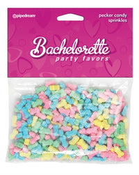Bachelorette Party Favors Pecker Sprinkles - realistic enterprises llc