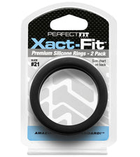 Xact-Fit Ring 2-Pack #21 - realistic enterprises llc