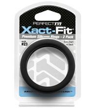 Xact-Fit Ring 2-Pack #23 - realistic enterprises llc