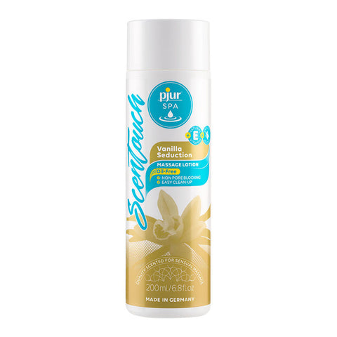 Pjur Spa Scentouch 200ml - Vanilla Seduction - RealisticDildos.com