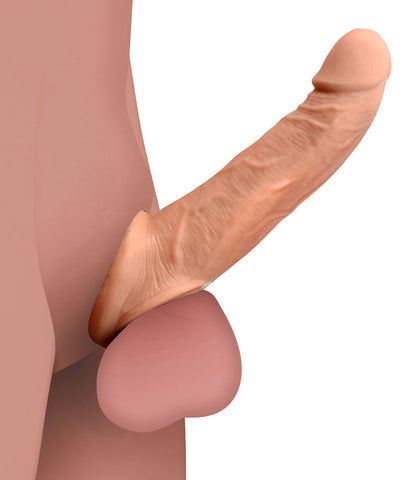 Ultra Real 2 Inch Solid Tip Penis Extension - realistic enterprises llc