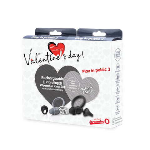 2020 Valentine Combo - Ring-ring - Unit - realistic enterprises llc