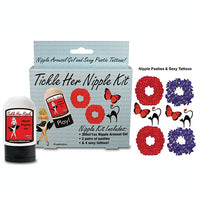 Tickle Her Nipple Kit - realistic enterprises llc