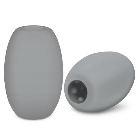 Zolo Mini Stroker Dome Grey - realistic enterprises llc
