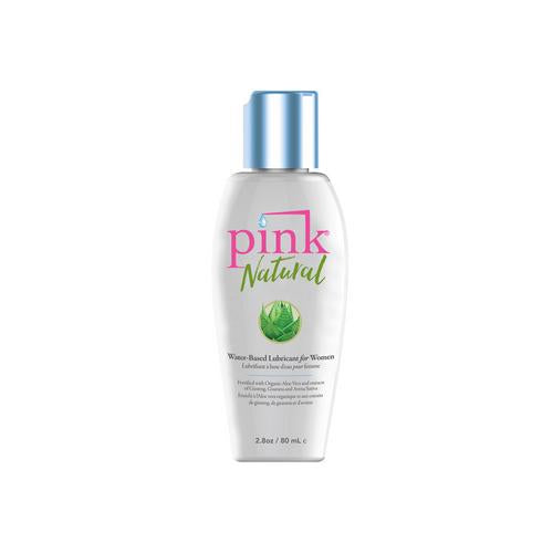 Pink Natural - 2.8 Oz. - 80 ml - realistic enterprises llc