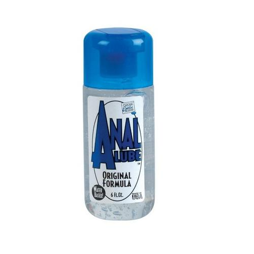 Anal Lube Original 6 Oz - realistic enterprises llc