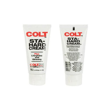 Colt Sta-Hard Cream - 2 Fl. Oz. - Bulk
