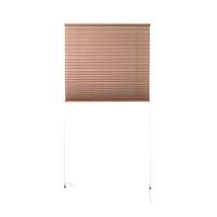 "Camper Comfort 26"" x 50"" Cappuccino RV Pleated Shade"