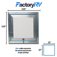 "12""Wide X 12""High 