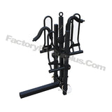Platform Folding 2 Bike Carrier BC-202