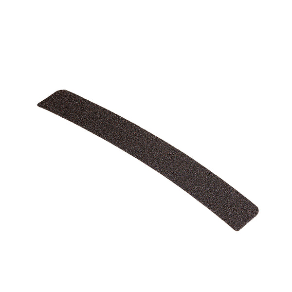 Anti-Slip Tape - Pre-Cut Strips, Black 80 Grit Slip Resistant Safety Treads