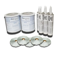 Dicor EPDM and TPO Roofing Installation Kit