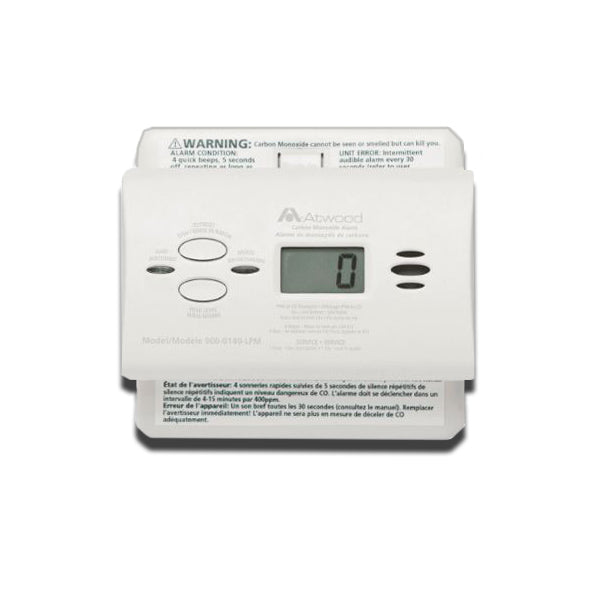 Atwood | Dometic 32703 RV Carbon Monoxide Detector