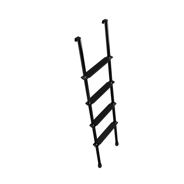 60, Black Finish Interior Bunk Ladder LA-460B