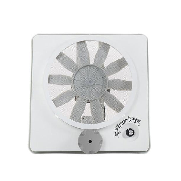 Heng's 90046-CR Vortex II Fan Kit