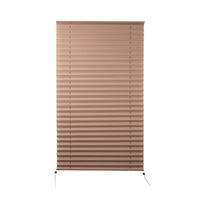 "Camper Comfort 29"" x 52"" Cappuccino RV Pleated Shade"